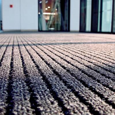 alfombra gruesa
