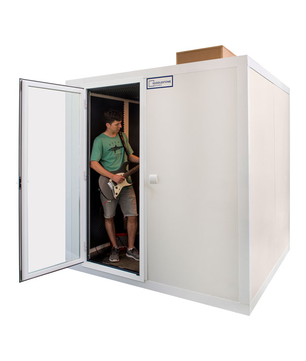 Interior Acoustic Booth