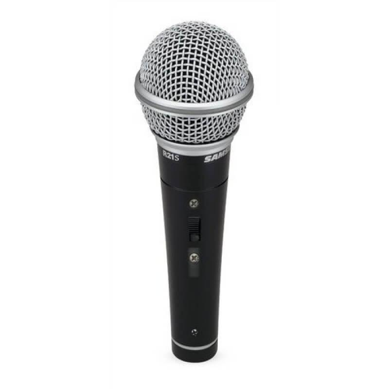cabina grabacion microfono dinámico